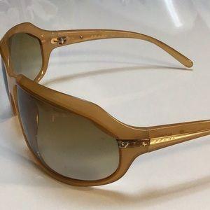 PRADA Vintage Oversized Sunglasses SPR 14G *Good*
